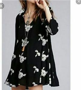 FREE PEOPLE emma austin tunic dress